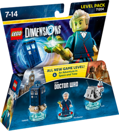 LEGO Dimensions 71204 Level Pack DR WHO - ToysRUs.dk