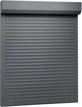 vidaXL Rulljalusi aluminium 110x130 cm antracit