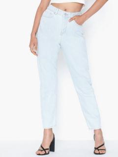 Noisy May Nmisabel Hw Ankle Mom Jeans KI017LB Bukser & shorts