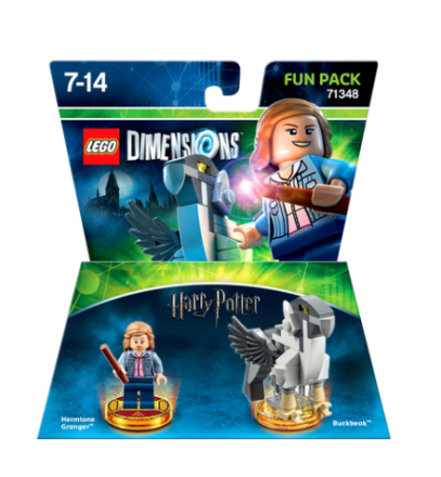 LEGO DIMENSIONS 71348 Fun Pack HARRY POTTER - ToysRUs.dk