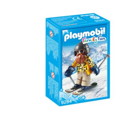 PMB 9284 Skiløber med Snowblades - ToysRUs.dk