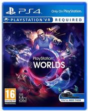 PlayStation VR Worlds (VR) - PlayStation 4 - Virtual Reality