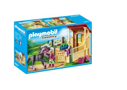PLAYMOBIL 6934 hestestald m/araberhest - ToysRUs.dk