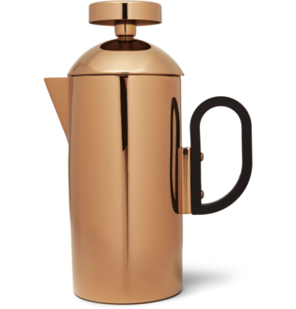 Brew Copper-plated Cafetiere - Copper