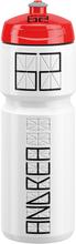 Elite Nomo Drinking Bottle 750ml rote kappe white/red 2020 Vannflasker
