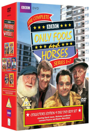 Only Fools and Horses: Complete Series 1-7 - DVD