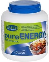 Pure Energy Powder 1kg . Sportsdrikk