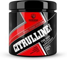 Swedish Supplements Citrulline Malate 250 g - Aminosyre