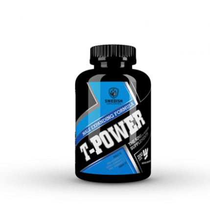Swedish Supplements T-Power 200 stk - Testobooster