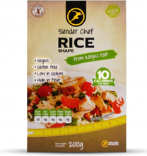 Slender Chef Rice Shape 1 x 200g