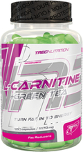 Trec L-Carnitine & Green Tea - 180 kapsler