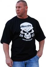 Brachial Skull T-skjorte - Black