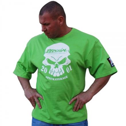 Brachial Skull T-skjorte - Green