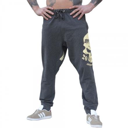 """Brachial Jogger Pants """"Shatter"""" Dark Grey - Treningsbukse"""