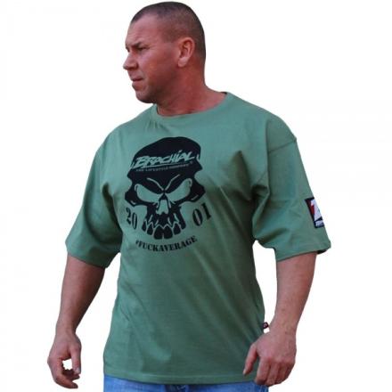 Brachial Skull T-skjorte - Khaki
