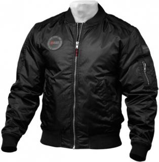 Better Bodies Graphic Jacket - Bomberjakke