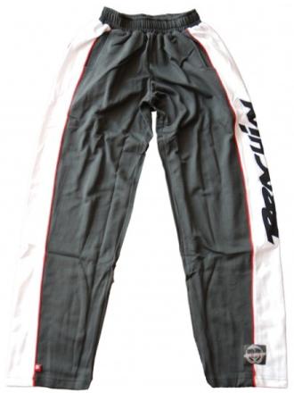 """Brachial Trouser """"Serial"""" Antracite/White - Treningsbukse"""