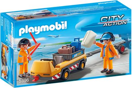 PLAYMOBIL 5396 slæbevognssæt - ToysRUs.dk