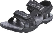 Shimano SH-SD5G Biking Sandals grey EU 37-38 2020 Mountainbikeskor med klickfäste