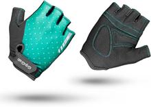 GripGrab Rouleur Padded Short Finger Gloves Women green XS 2020 Handskar för racer