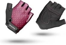 GripGrab Rouleur Padded Short Finger Gloves Women purple XS 2020 Handskar för racer
