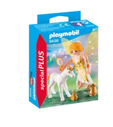 PLAYMOBIL 9438 sol-fe med enhjørningeføl - ToysRUs.dk