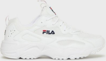Fila Ray Tracer Sneakers White
