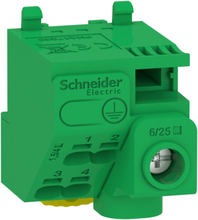 Schneider Resi9 CX LGYT1E05 Jordplint 440 V 5 anslutningar