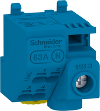 Schneider Resi9 CX LGYT1N05 Nollplint 440 V 5 anslutningar