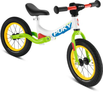 Puky LR Ride Lapset potkupyörä , vihreä/valkoinen 2018 Lasten kulkuneuvot