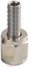 Mutter 1/4 tum FFL Nippel 7mm