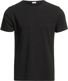 M. Lycra Tee T-shirt Sort Filippa K
