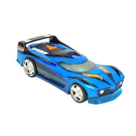Hot Wheels - Hyper Racer Light and Sound Spin King