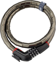 BBB CodeArmor BBL-47 Bike Lock black 2020 Kombinationslås