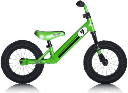 """Rebel Kidz Air Lapset potkupyörä 12,5"""" Race Motiv , vihreä 12,5"""" 2017 Lasten kulkuneuvot"""