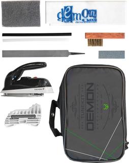 Demon komplett Tune Kit 220 UK Snowboard verktyg