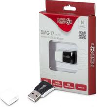 WLAN-USB Adapter DMG-17 300 Mbit/s