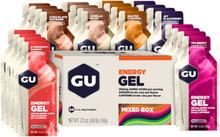 GU Energy Gel Box 24 x 32g Mixed 2020 Näringstillskott & Paket