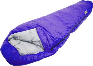 JR GEAR Down Sleeping Bag 550 Navy Sovsäck