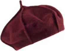 Basker 100% ull från Peter Hahn röd