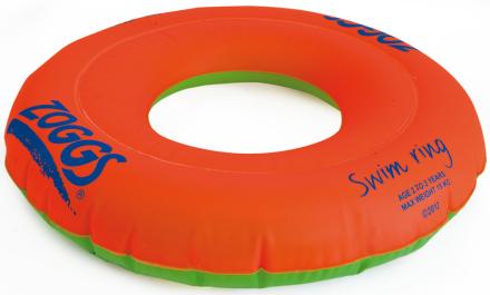 Zoggs Swim Ring Lapset 2-3 years , oranssi 2019 Uintivarusteet