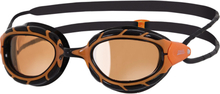 Zoggs Predator Polarized Ultra Uimalasit, orange/black/copper 2019 Uimalasit