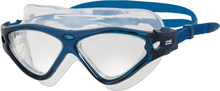 Zoggs Tri-Vision Mask, blue/clear 2020 Uimalasit