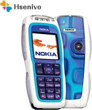 Nokia 3220 Refurbished-Original Nokia 3220 Unlocked GSM900/1800/1900 Cheap Mobile Phone Free shipping