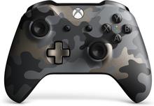 Xbox trådlös handkontroll – Night Ops Camo Special Edition