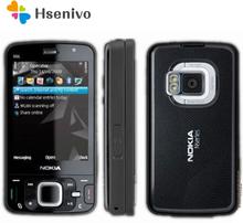 Nokia N96 Refurbished-Original Nokia N96 phone GSM 3G 16GB internal memory WIFI GPS 5MP,1 year warranty refurbished