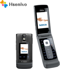 Nokia 6650 Refurbished-Original 6650 Fold 2.2' inch GSM 2G/3G Symbian OS mobile phone with A-GPS FM free shipping