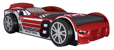 Drifting Sport Bilseng – 90×200 – LED LYS