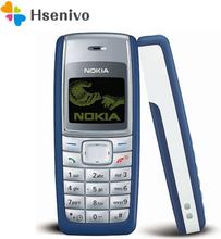 Nokia 1110 refurbished-Original Nokia 1110i Mobile Phone Unlocked cheap Old Mobile Classic Phone 1 Year Warranty