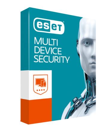 ESET Internet Security Multi-Device 2018 - 3 enheter / 1 år